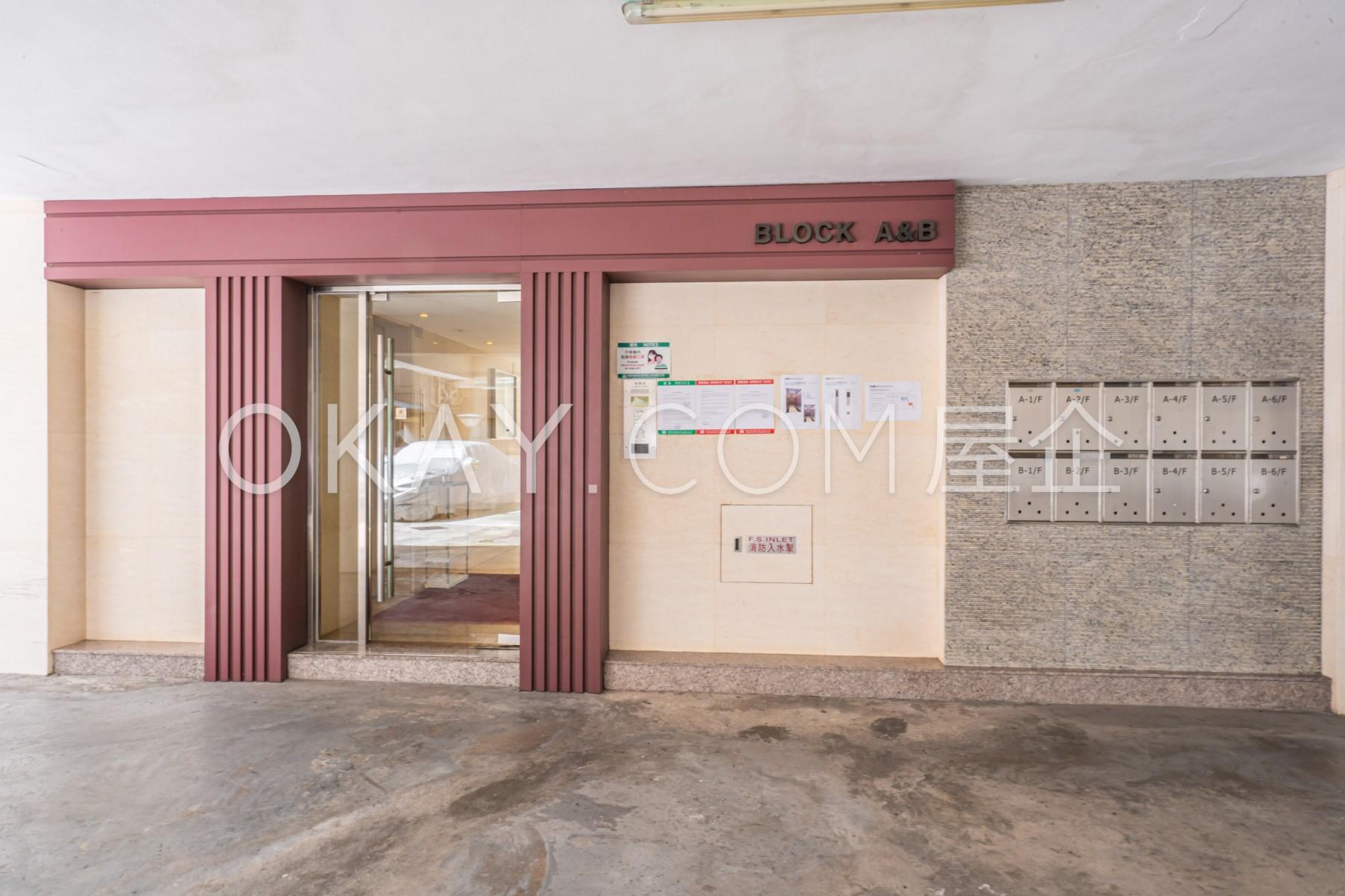 Entrance Of Block A&B