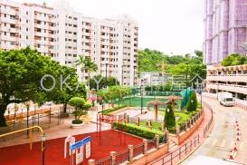 Tennis court playground