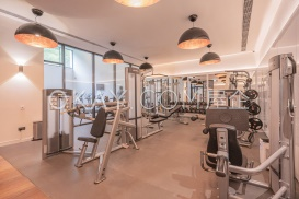 Club - Gym Room