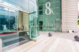 Entrance - BLK 8A