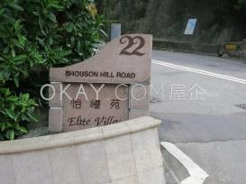 Elite Villas - For Rent - 1689 sqft - HKD 80M - #17352