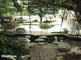 Pond near the Entrance