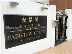 HK$6.65M 297sqft Fairview Court For Sale and Rent