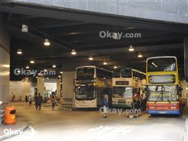 Bus Station beneath the Development