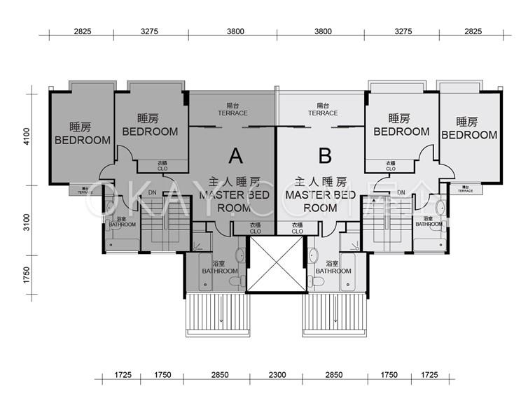 Block5-8 5F Upper Duplex