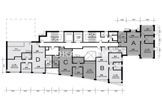 Block 2 3F