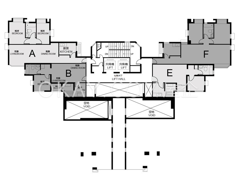 Greenery Court (1/F)