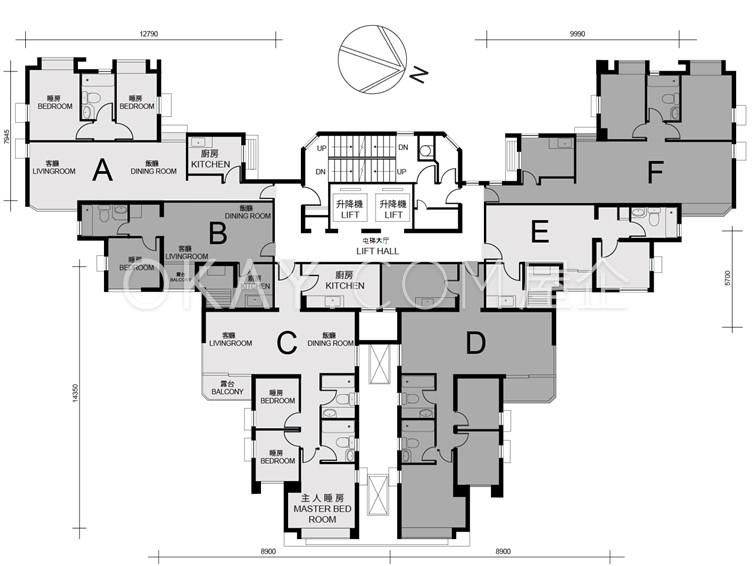 Greenfield Court (2/F - 24/F)