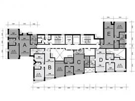 Block 1 5F-6F 19F-22F