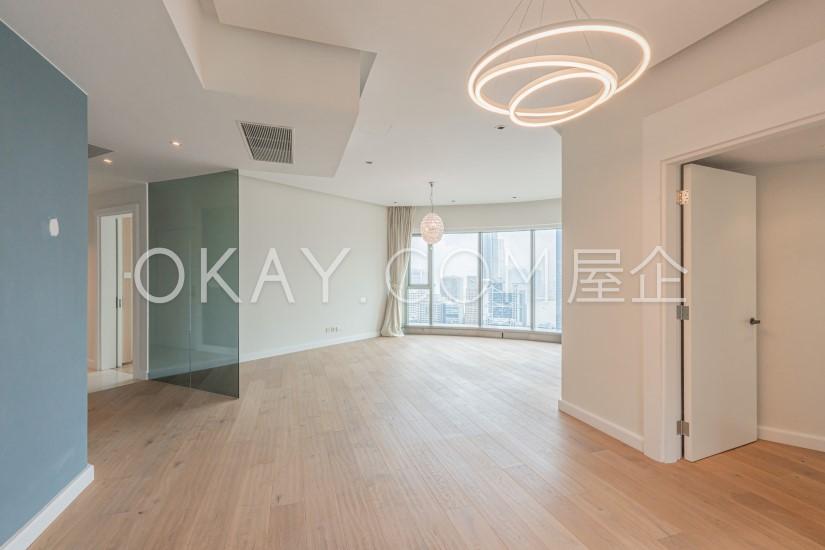 HK$110K 1,805平方尺 富匯豪庭 出售及出租