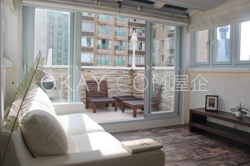 富裕大廈 - 物業出租 - 326 尺 - HKD 3.1萬 - #36813