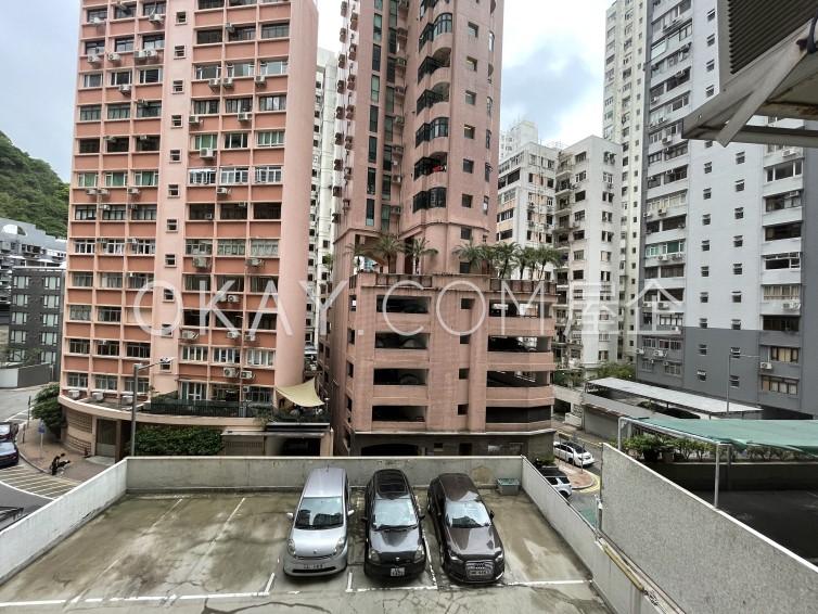 HK$27K 563平方尺 山勝大廈 出售及出租
