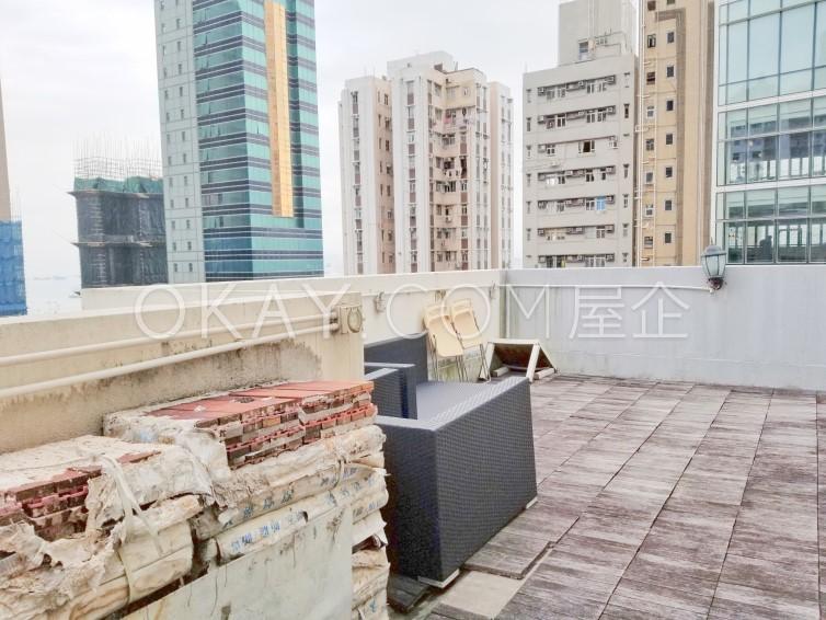HK$22K 327平方尺 昇雲大廈 出售及出租