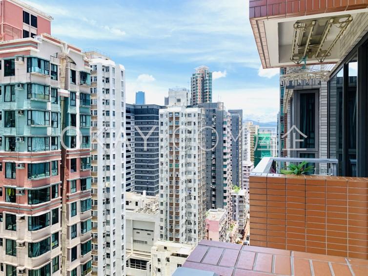 HK$25K 508平方尺 樂融軒 出售及出租