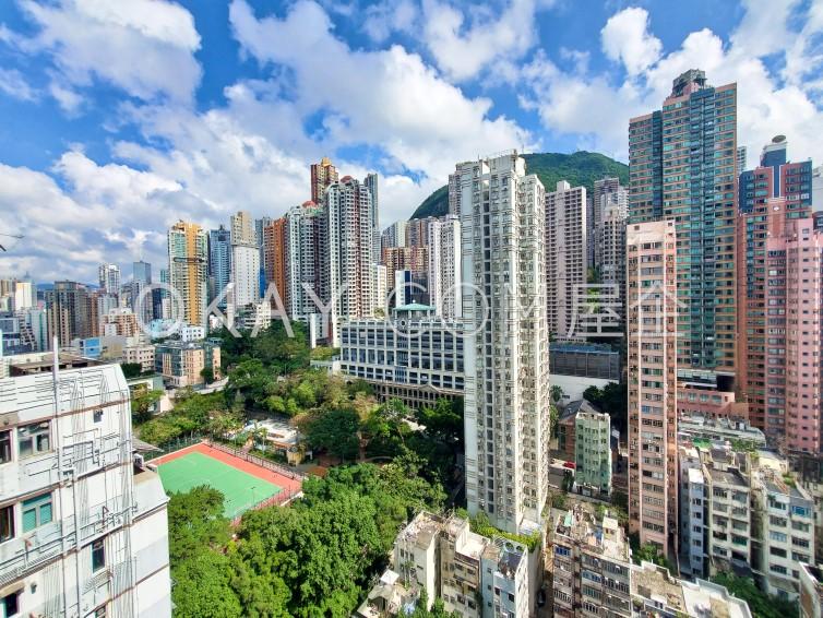 HK$35K 554尺 縉城峰 出售及出租