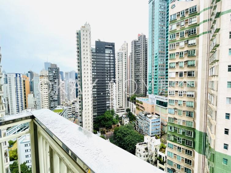 HK$28K 443尺 聚賢居 出售及出租