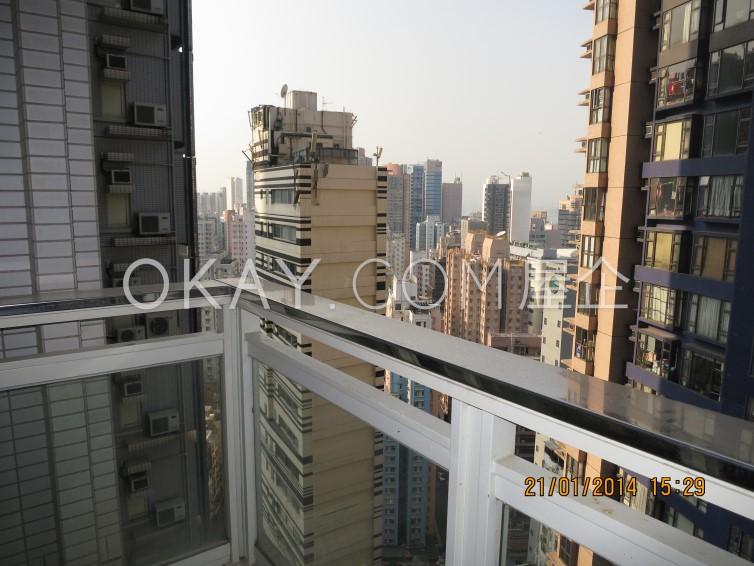 聚賢居 - 物業出租 - 631 尺 - HKD 2,200萬 - #544