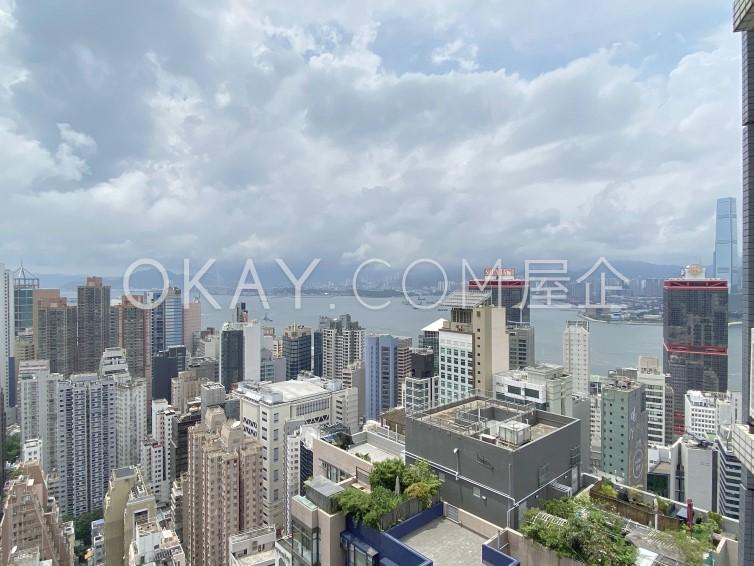 聚賢居 - 物業出租 - 628 尺 - 價錢可議 - #609