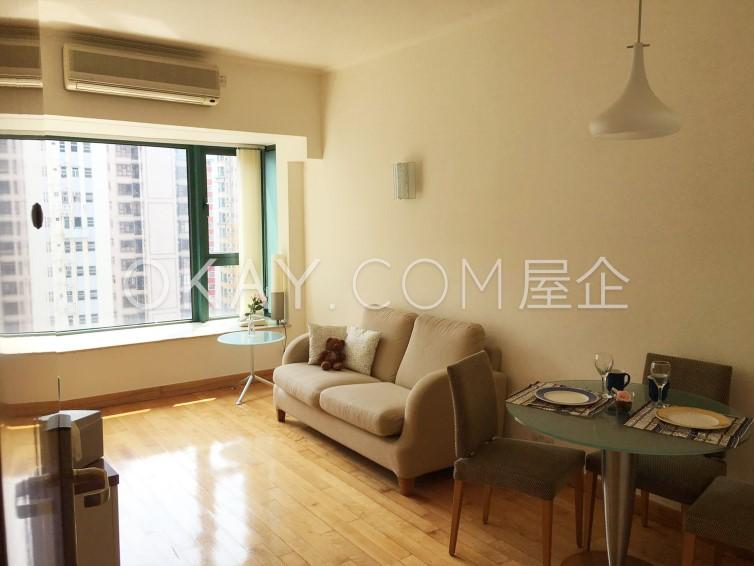 HK$26K 434平方尺 高逸華軒 出售及出租