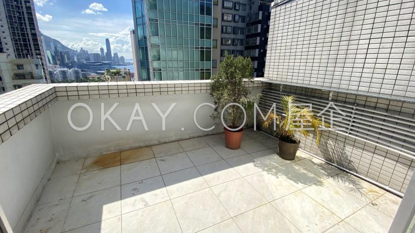 HK$45K 830尺 龍景花園 出售及出租