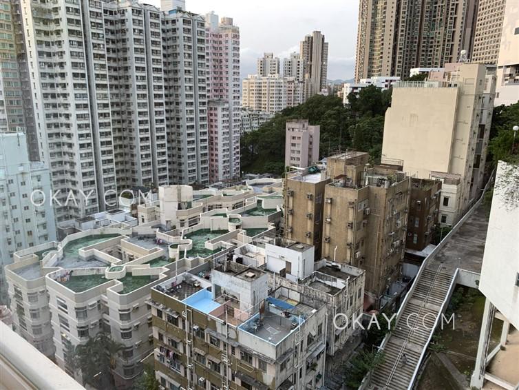 HK$35K 662平方尺 紫蘭樓 出售及出租