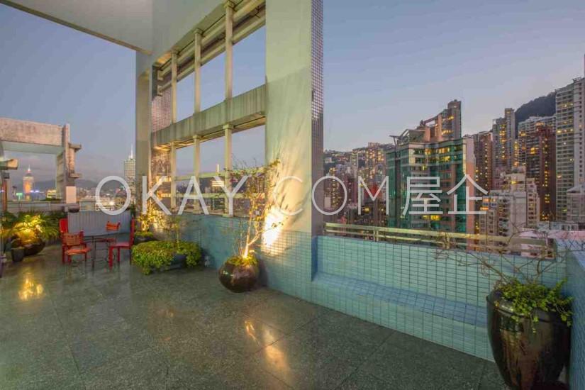 HK$100K 1,846平方尺 聚賢居 出售及出租