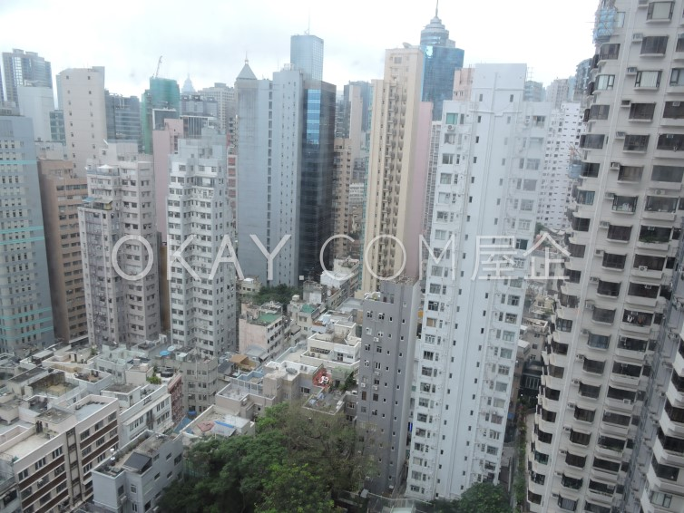 Caine Tower - For Rent - 393 sqft - HKD 9M - #70586