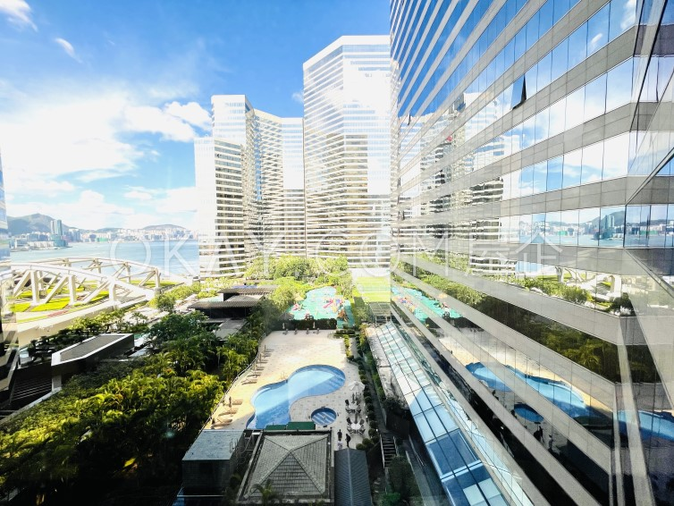 HK$32K 623SF Convention Plaza Apartments For Sale and Rent