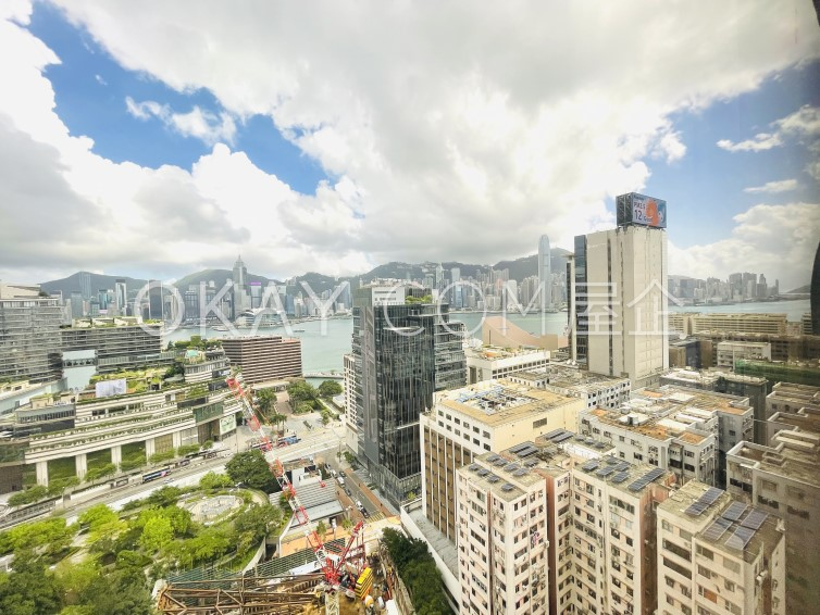 HK$50K 677SF Harbour Pinnacle For Sale and Rent