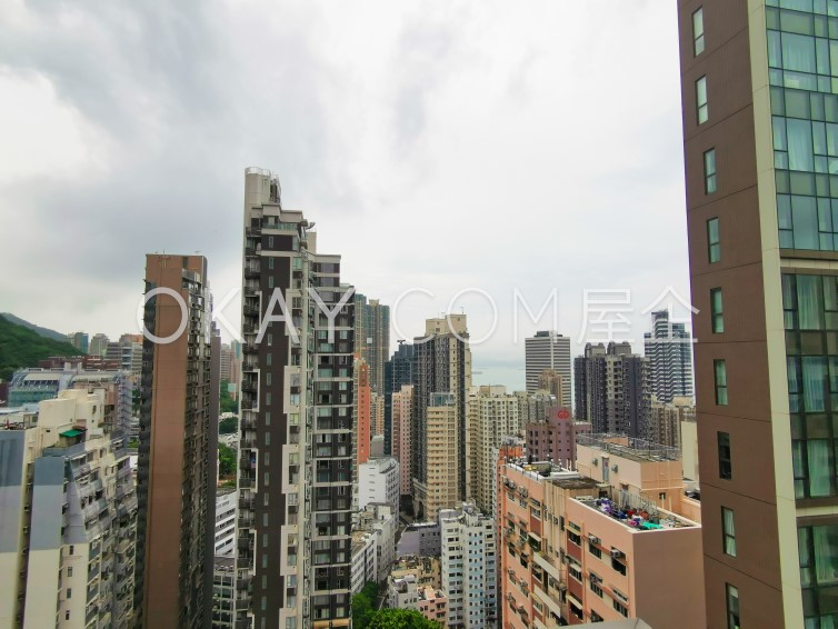 HK$35K 522SF King's Hill For Sale and Rent