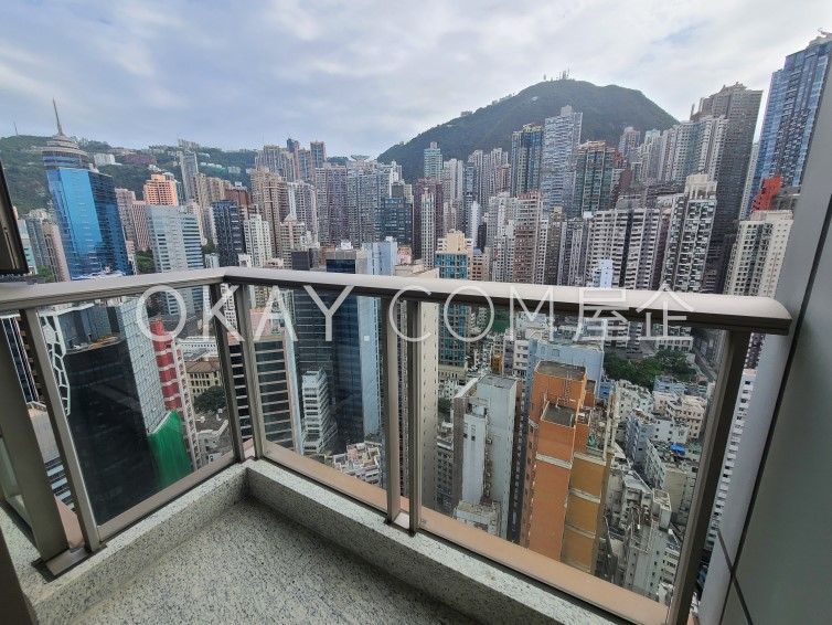 HK$48M 996sqft My Central For Sale and Rent