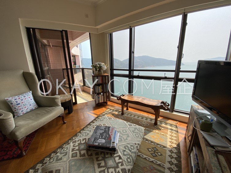 HK$55K 1,077SF Pacific View - Tai Tam Road For Sale and Rent