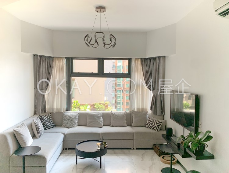 HK$38K 787SF Palatial Crest For Sale and Rent