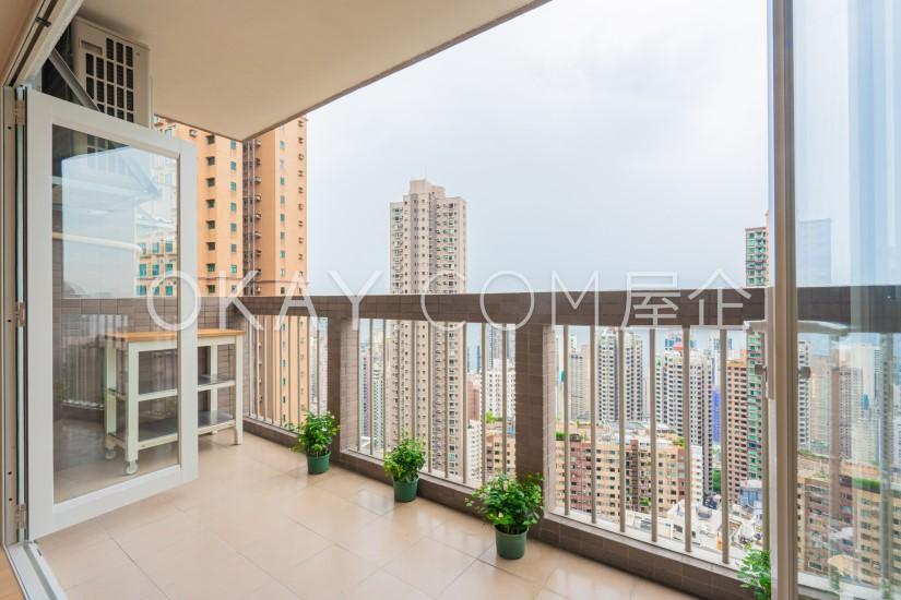 Realty Gardens - For Rent - 1166 sqft - HKD 62K - #50126