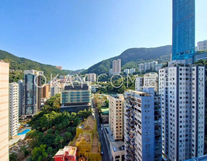Resiglow - For Rent - 617 sqft - HKD 44K - #323058