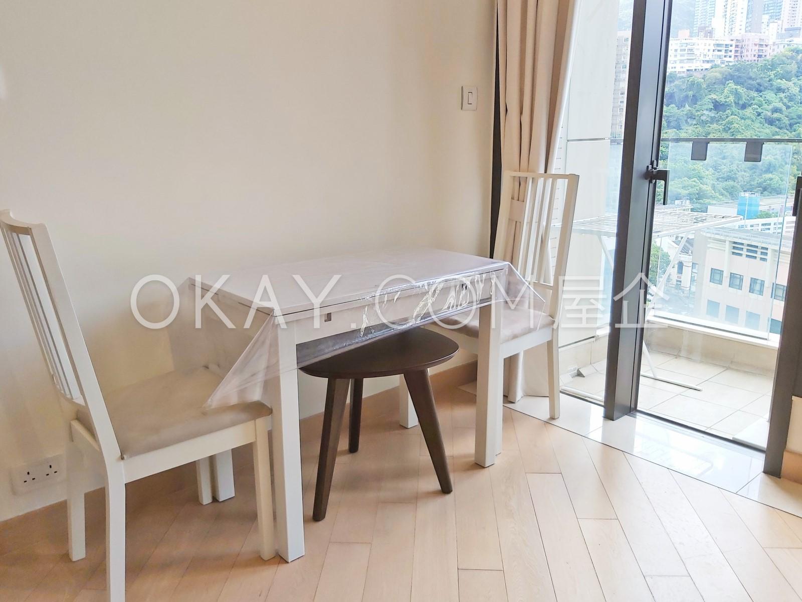 Dining Room & Balcony