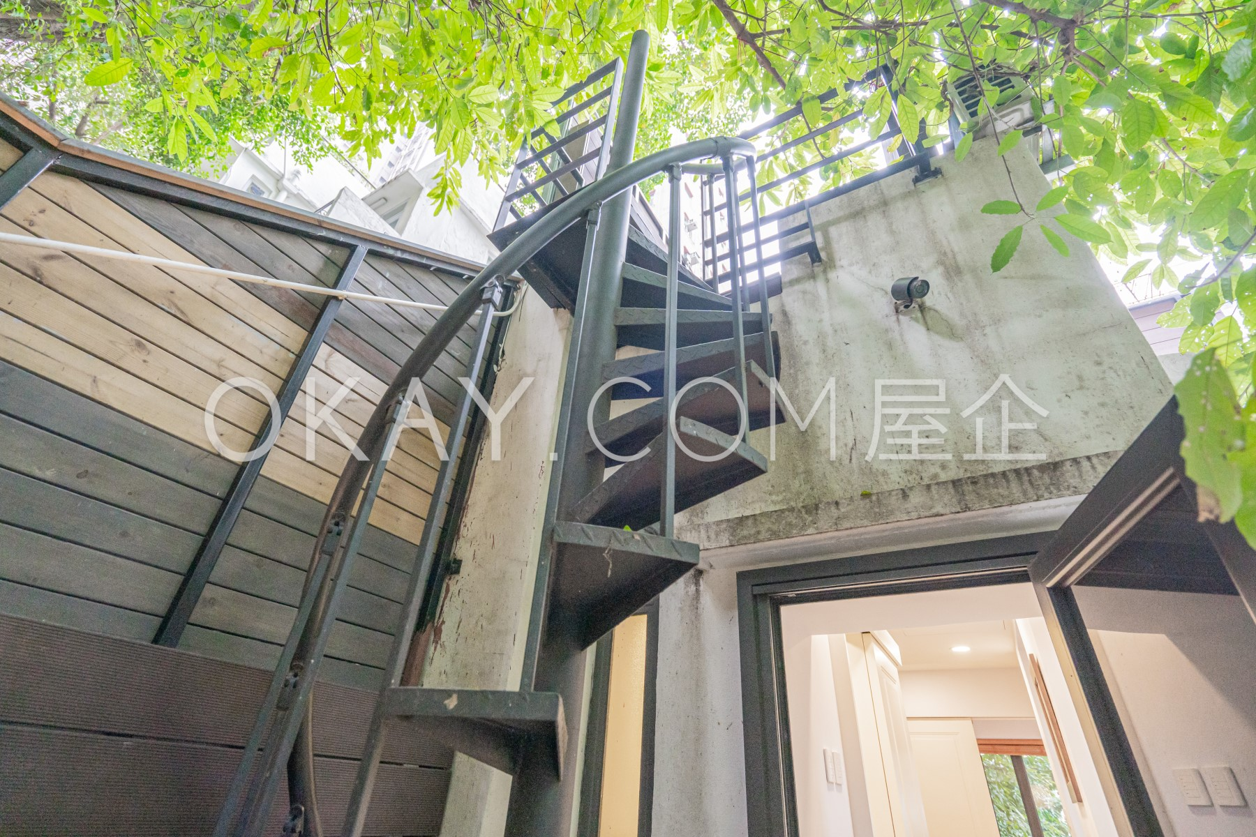 External Stairs
