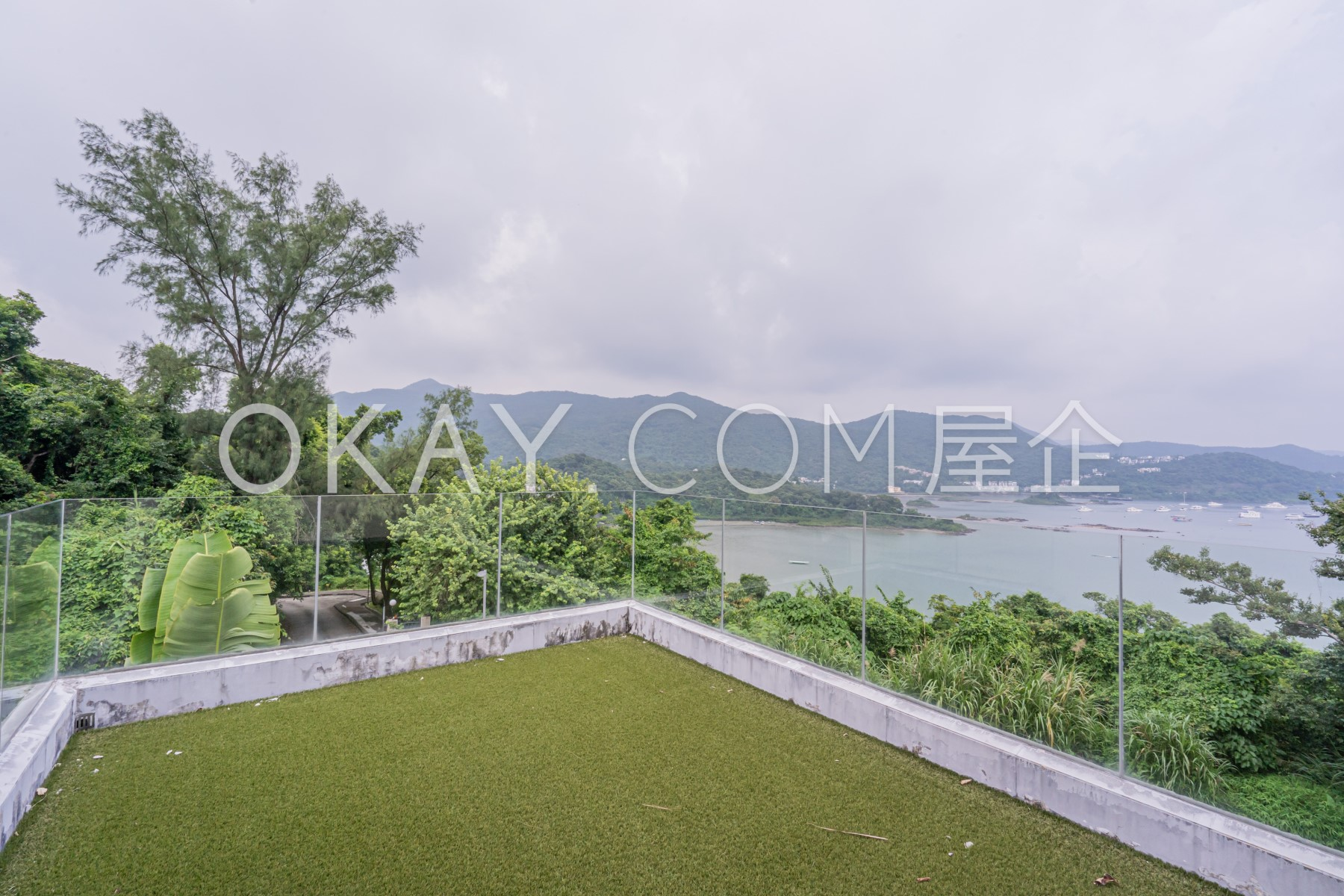 Terrace with Sea View