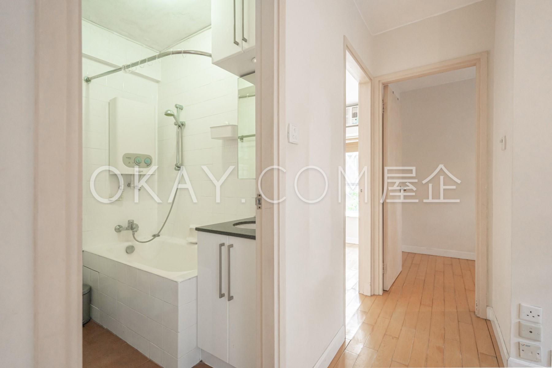 Corridor to Bathroom and Bedrooms