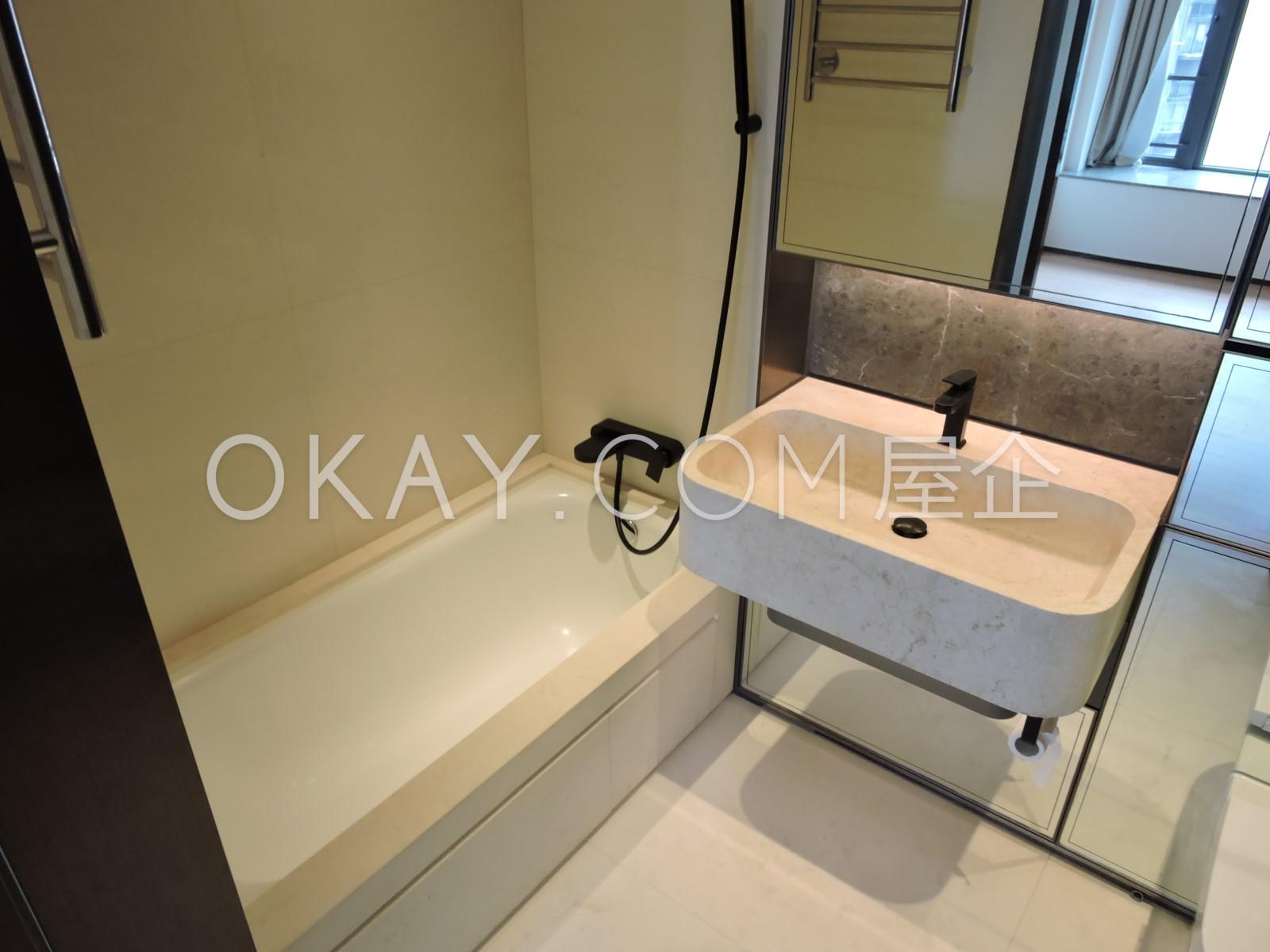 Master Bathroom Tub