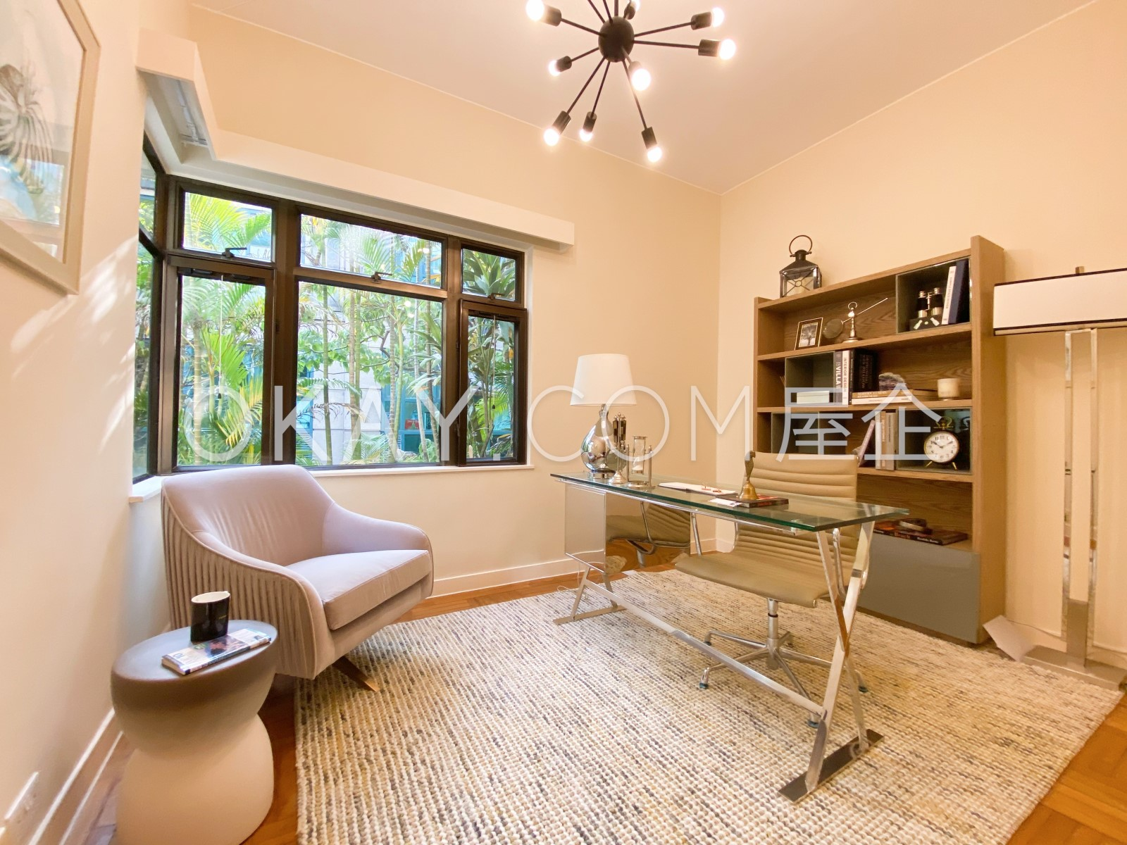 Fourth Bedroom/Study Room