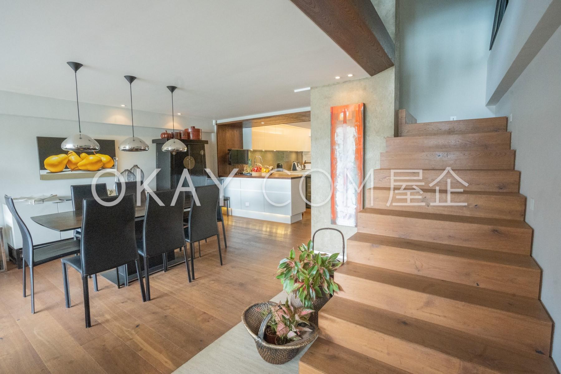 Open Plan Dining Room