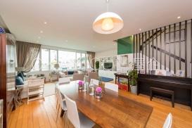 Open Plan Living Zone