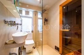 Walk-in Shower Sauna Room