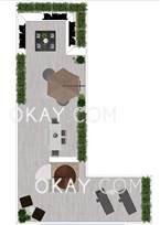 Floor plan for roof garden
