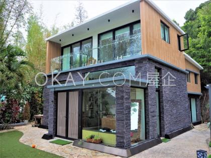 富崗山路 - 物业出租 - 1800 尺 - HKD 40M - #394308