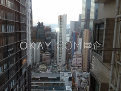 Caine Tower - For Rent - 319 sqft - HKD 21K - #26588