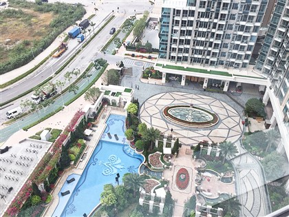 Corinthia By The Sea - For Rent - 764 sqft - HKD 15.5M - #337344
