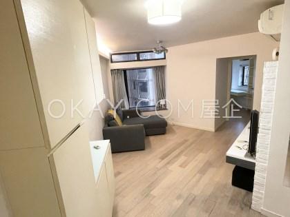 Euston Court - For Rent - 587 sqft - HKD 12M - #97902