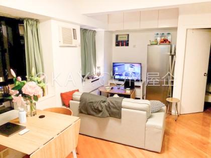 Goodwill Garden - For Rent - 308 sqft - HKD 7.8M - #4502